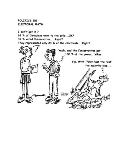 Fair Vote Cartoon