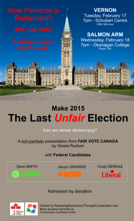 The Last Unfair Election Poster png